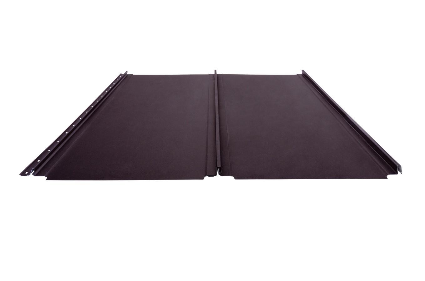 panel dachowy bez przetłoczenia