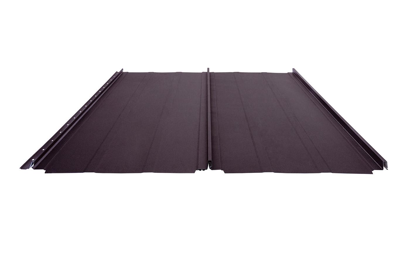 panel dachowy z przetłoczeniem